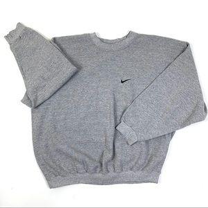 Vintage 90s Nike White Tag Made In Us Sweatshirt